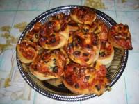 пицца розочка