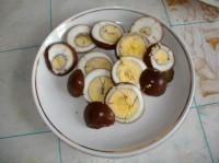 Ароматные яйца