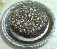 Вафельных тортик