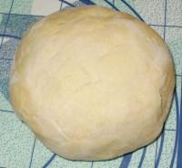 Пресное (пельменное) тесто на молоке