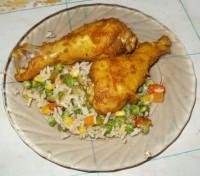 Курица Карри