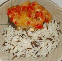 Рис приготовленный в пароварке