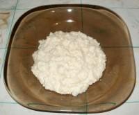 Каша из пшеничной крупы на молоке