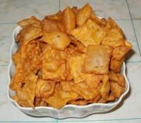 Кукурузные чипсы