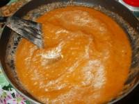 Луково-томатный соус-подливка