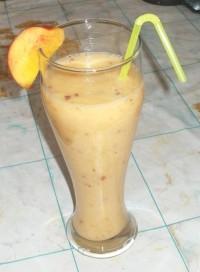 Смузи Дыня-персик