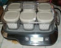 Йогуртница Tefal на моей кухне