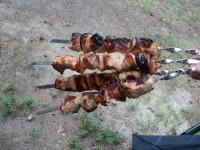 Шашлык из свинины Домашний