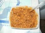 Начинка из орехов с вареной сгущенкой