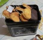 Песочное печенье Чайные пакетики