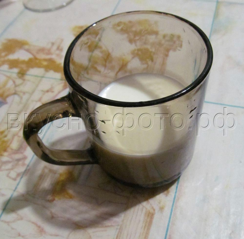 Гречка с молоком вкусно фото