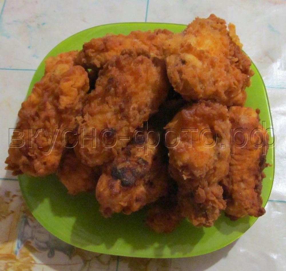 Курица как в KFC второй вариант