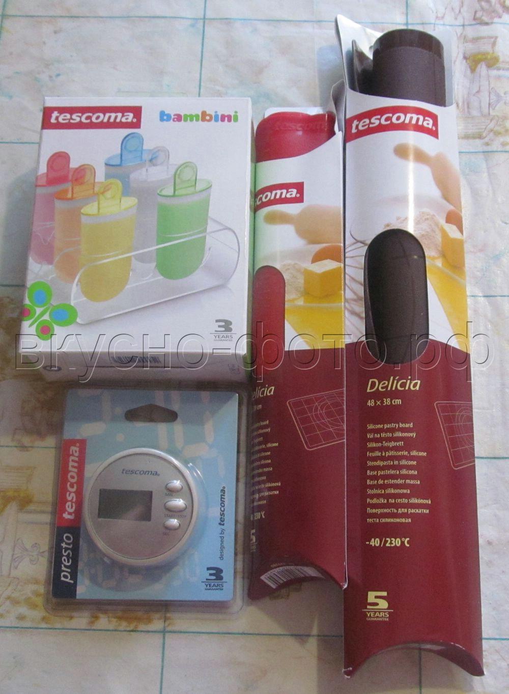 приспособления от фирмы «Tescoma»