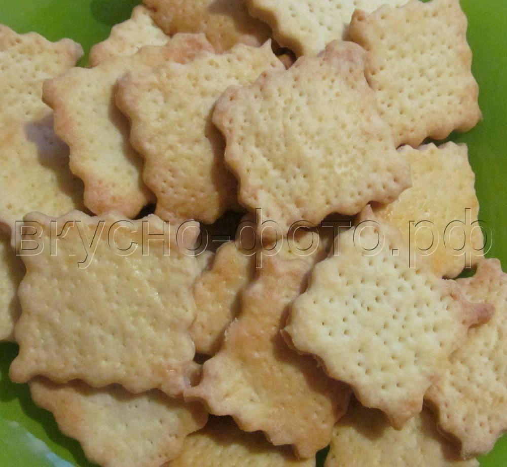 Солёные крекеры