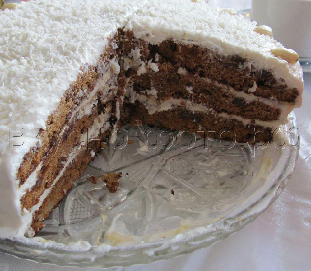 Торт Татьяна