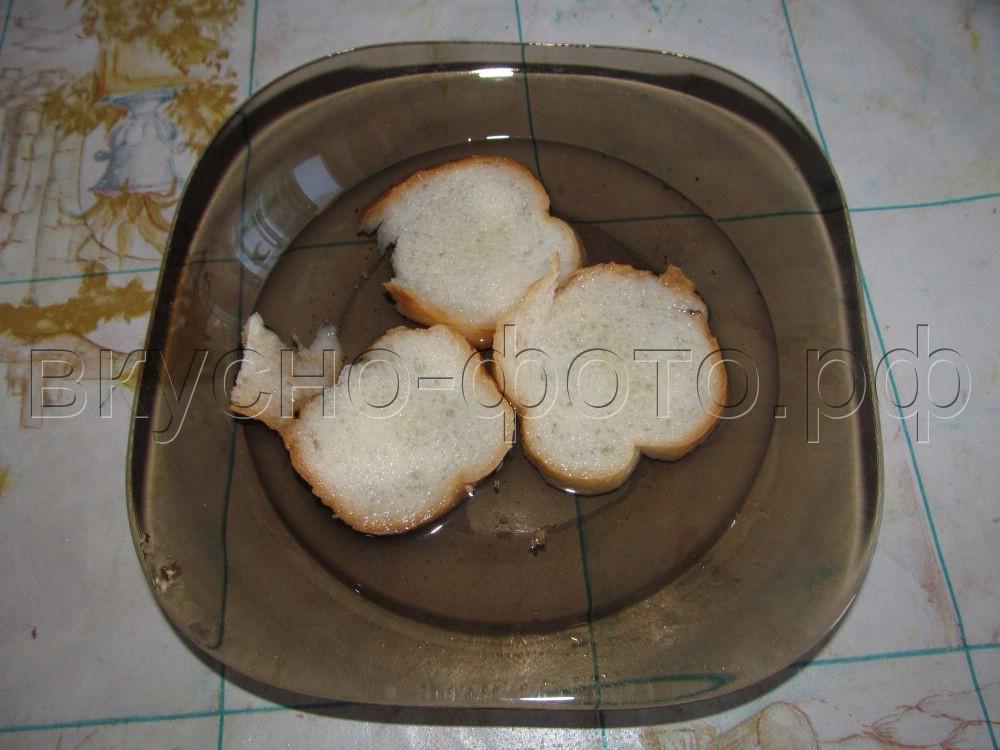 Котлеты с горчицей