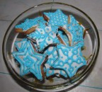 Песочное печенье Звёздочки