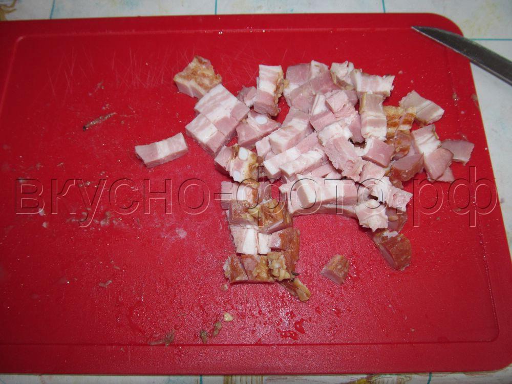 Сборная мясная солянка