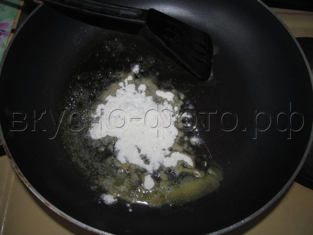 Сырный соус вариант 1