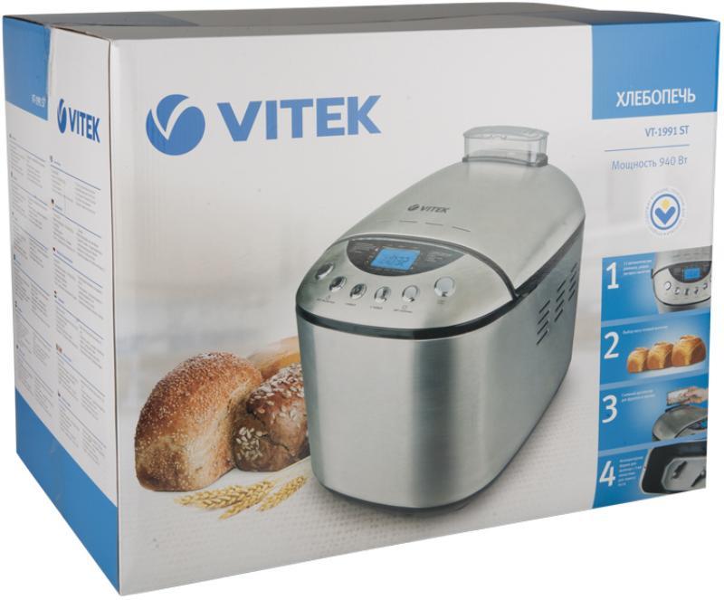Хлебопечь VITEK VT 1991 ST