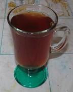 Чай с имбирем и перцем