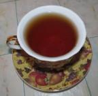 Напиток из сушеного шиповника