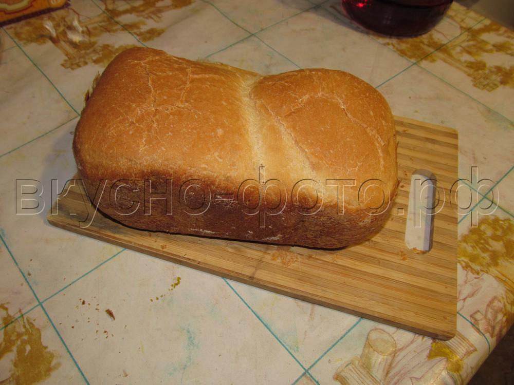 Французский хлеб в хлебопечке VITEK VT-1991 ST
