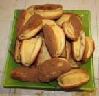Песочное печенье с яблоками