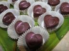 Домашние конфеты Пьяная вишня в шоколаде