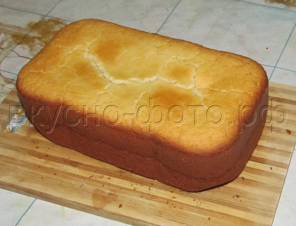 Рисовый хлеб без глютена в хлебопечке  VITEK VT-1991 ST