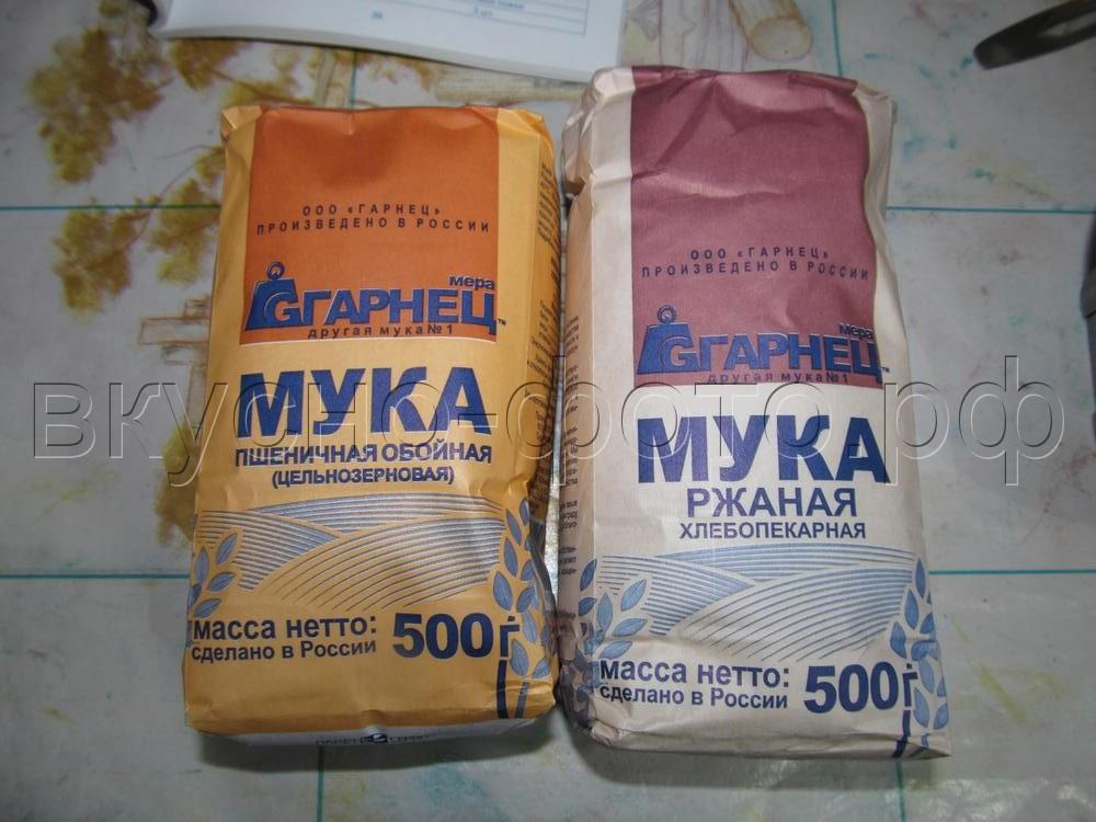 Черный хлеб в хлебопечке  VITEK VT-1991 ST