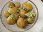 Молодая картошка в мундире