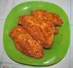Куриные грудки в паприке с чесноком на пару