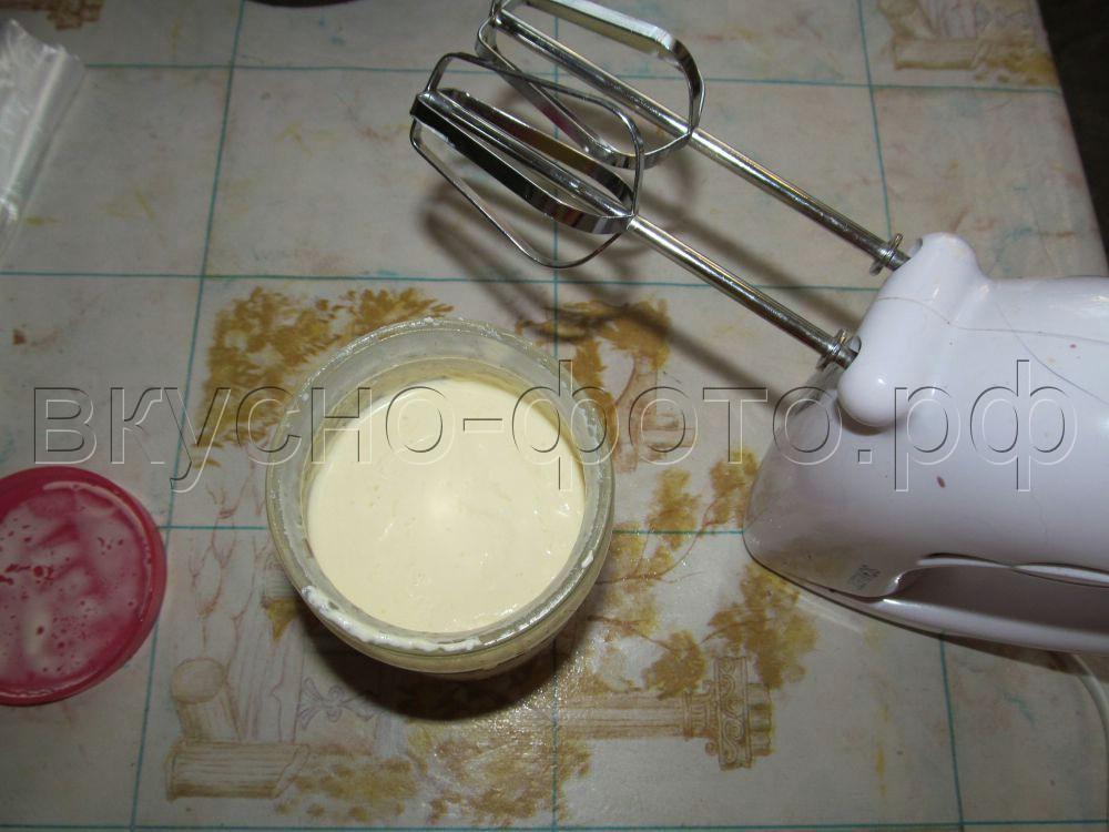 Домашнее сливочное масло