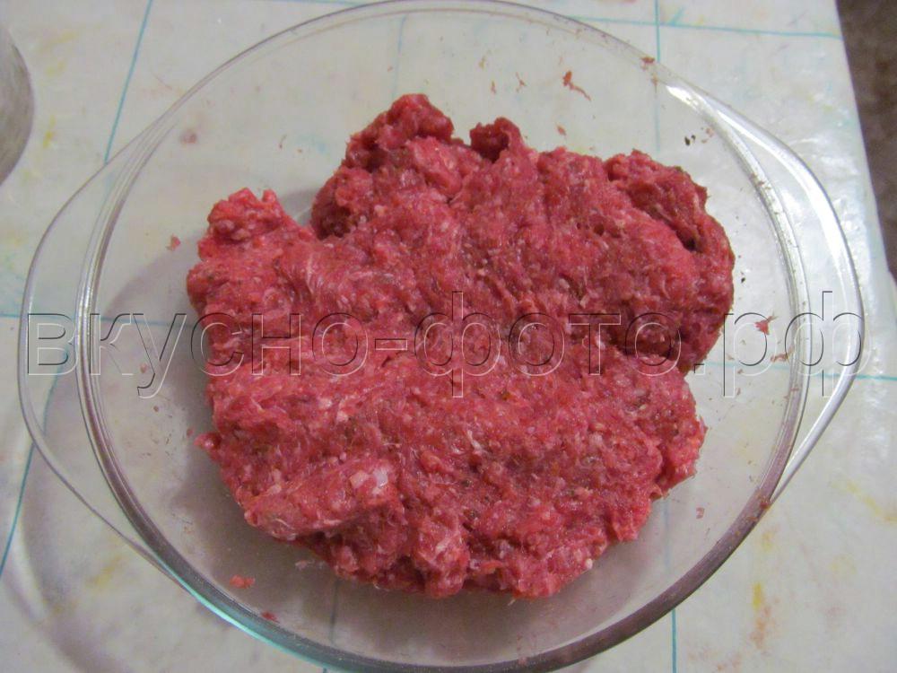 Домашние колбаски с готовыми приправами