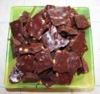 Шоколадно-ореховые конфеты из сгущенного молока