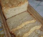 Хлеб с жареным луком  или луковый хлеб
