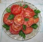 Маринованные за 30 минут помидоры