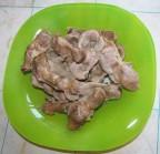 Куриные желудочки в пароварке