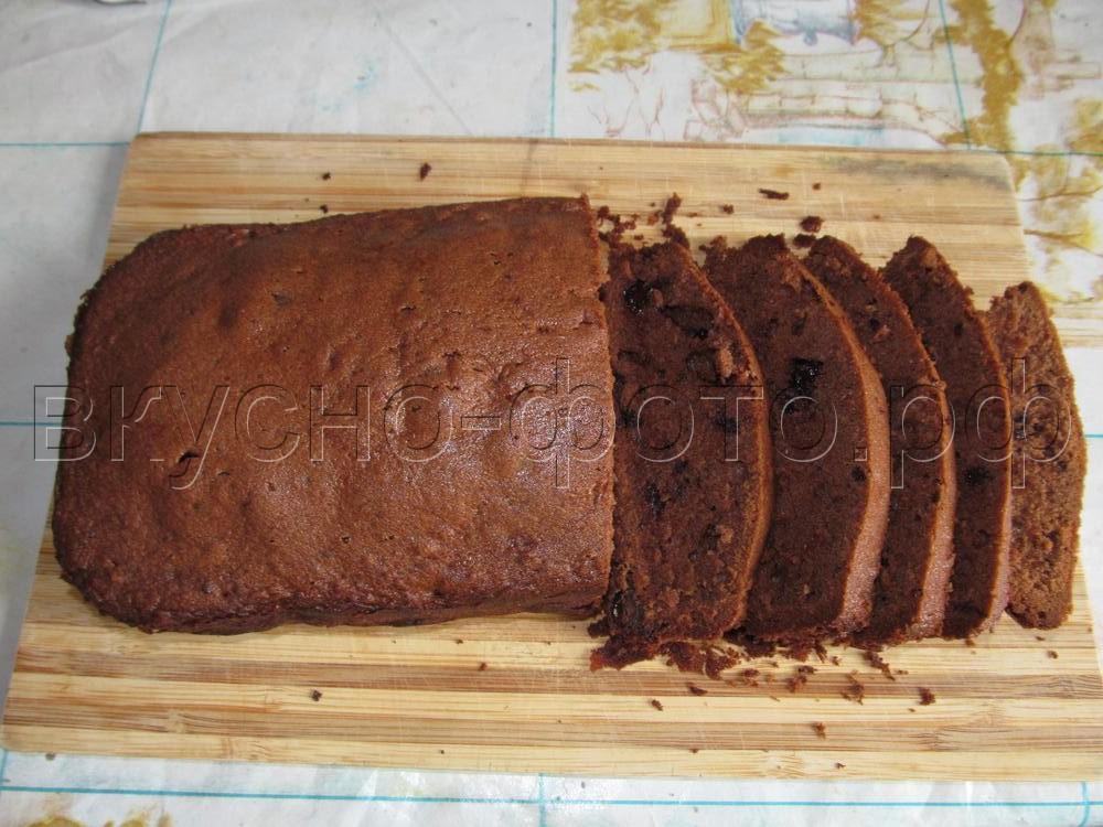 Шоколадный кекс в хлебопечке VITEK VT-1991 ST