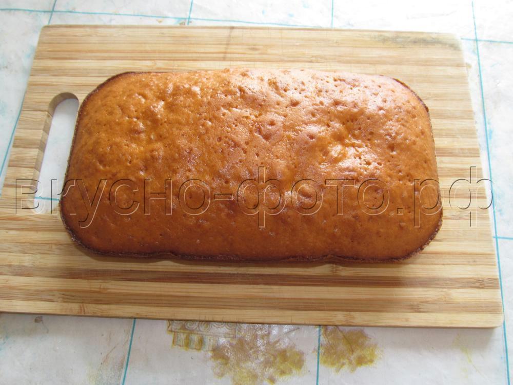 Лимонный кекс в хлебопечке VITEK VT-1991 ST