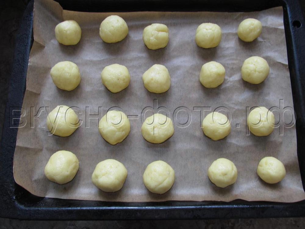 Бразильские сырные булочки