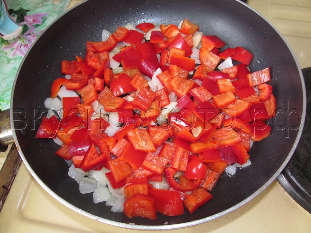Кальмары в кисло-сладком соусе