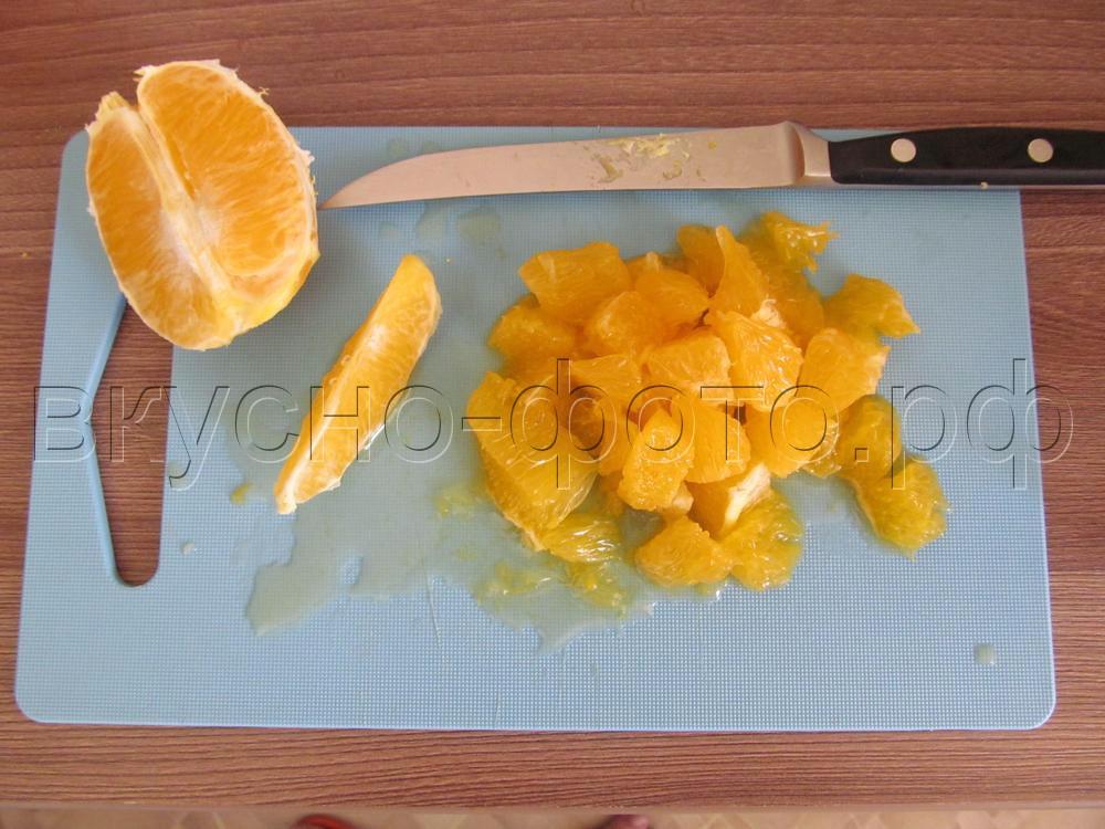 Яблочно-апельсиновый джем в хлебопечке VITEK VT-1991 ST