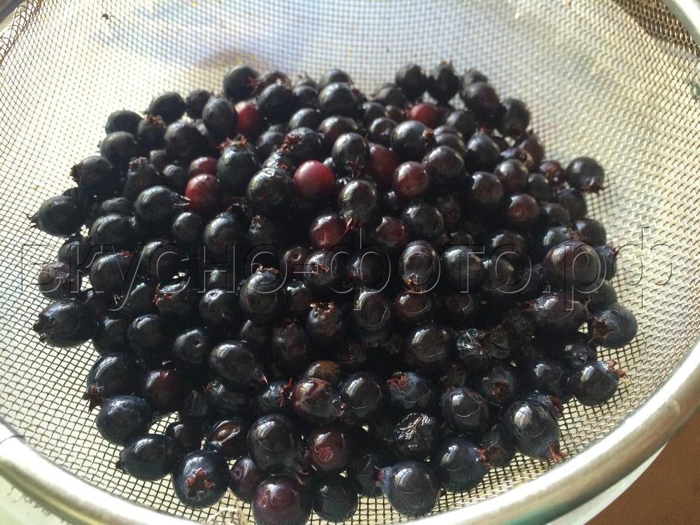 Варенье из малины и ирги