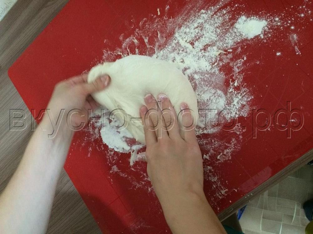 Основное тесто для белого хлеба от Ришара Бертине
