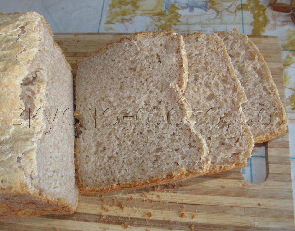 Хлеб на пахте