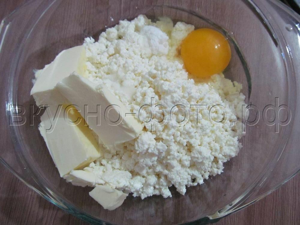 Плавленый сыр вариант 1