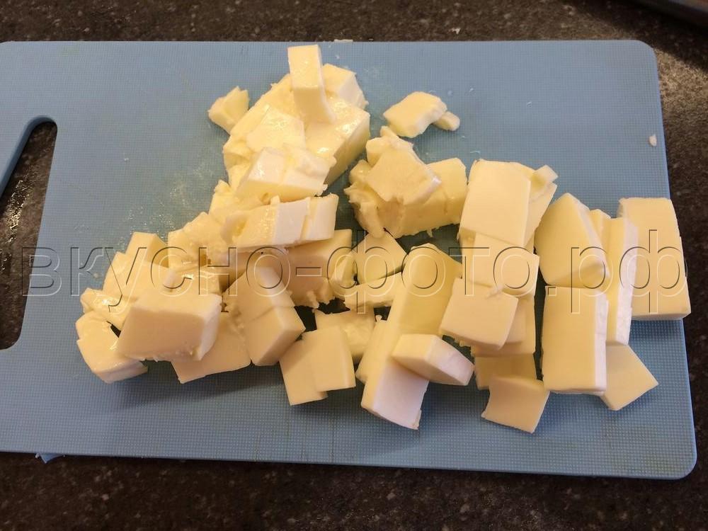 Сырный соус вариант 2